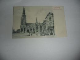 Bruxelles église à Anderlecht - Anderlecht