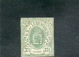 LUXEMBOURG 1859-63 * - 1859-1880 Wappen & Heraldik