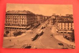 Milano Corso Buenos Aires 1953 + Timbro Targhetta Arruolamento Volontario - Altre Città