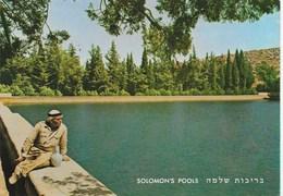 Israël - Bethlehem : Les Vasques De Salomon - Solomon Pools - Israel