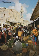 Israël - Bethlehem : Place Du Marché - Market Place - Israel