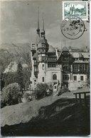 41685 Romania,maximum 1984  The Castle Of Peles, Sinaia, , Architecture, Vintage Card - Cartes-maximum (CM)