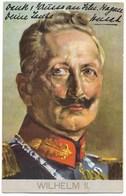 Kaiser Wilhelm II - Personnages