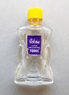 - Ancienne Miniature De Parfum - Poème - Forvil - - Miniatures Anciennes (jusque 1960)