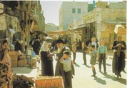 Israël - Jérusalem :A Mea Shearim Quartier Juif Religieux - Israel