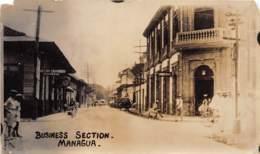 Nicaragua / 01 - Business Section - Managua - Défaut - Nicaragua