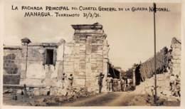Nicaragua / 02 - Managua - Terremoto - Nicaragua