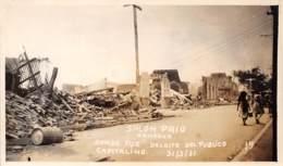Nicaragua / 05 - Managua - Terremoto - Nicaragua