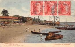 Nicaragua / 17 - Puerto De Corinto - Défaut - Nicaragua