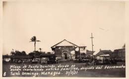 Nicaragua / 18 - Managua - Terremoto - Nicaragua