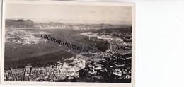 PHOTO Format CPA - CHINE (HONG-KONG) - Vue Generale De La Rade Vers 1933 à Priori Ecriture En CHINOIS Au Verso - Chine (Hong Kong)