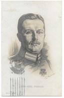 Prinz Eitel Friedrich Von Preussen - Personnages
