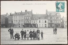 CP BACQUEVILLE Un Côté De La Place - Autres Communes