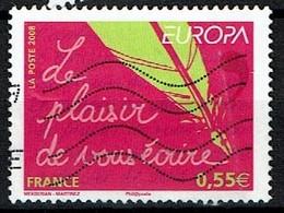 L'écriture N°4181 Oblitéré Année 2008 - France