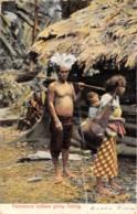 Panama - Ethnic / 44 - Indians - Défaut - état - Belle Oblitération - Panama
