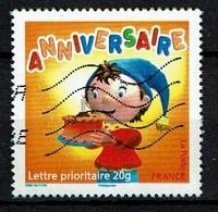 Anniversaire N°4183 Oblitéré Année 2008 - France