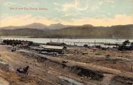 Panama - Other Topo / 64 - Site Of New Dry Docks - Balboa - Panama