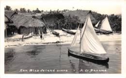 Panama - Other Topo / 65 - San Blas Island Scene - Panama