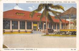 Panama - Other Topo / 66 - Panama Canal Restaurant - Panama