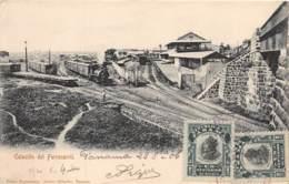 Panama - Other Topo / 69 - Estacion Del Ferrocarril - Panama