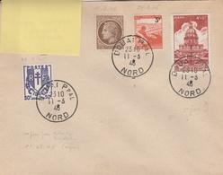 FDC 751 Du 11.3.46 - CHAPELLE Des INVALIDES - ....-1949