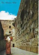 Israël - Jérusalem : Mur Des Lamentations Coté Ouest - The Western Wall - Israel