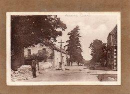 CPA - ANNOIRE (39) - Aspect Du Calvaire De La Rue Guillot Dans Les Années 30 - Altri Comuni