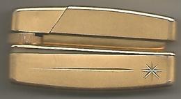 Saffa 10 Gold Star, 1969, Design Franz Sartori Per Brionvega. - Accendini