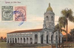 Paraguay - Topo / 23 - Iglesia De Villa Rica - Paraguay