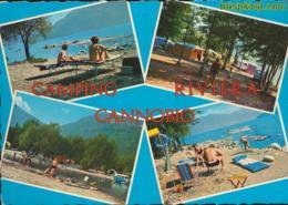 Cannobio - Camping Riviera [AA32-4.300 - Svizzera