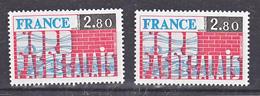 France 1852 A Variétés Nord Pas De C Gomme Tropicale Et Normal Peu Visible Sur Scan  Neuf ** TB MNH Sin Charnela Cote 25 - Variétés: 1970-79 Neufs
