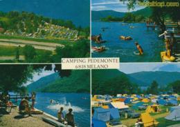 Melano - Camping Pedemonte [AA32-4.473 - Switzerland