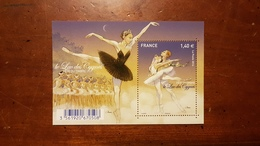 """BLOC FEUILLET F 5084 """"FETE DU TIMBRE LE LAC DES CYGNES"""" FRANCE 2016 - Stamps"""