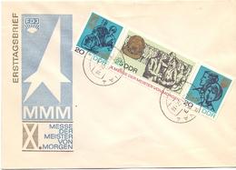 DDR FAIR THE MASTER OF TOMORROW (GEN190145) - [6] Democratic Republic