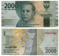Indonésie - 2000 Rupees 2016 (UNC) - Indonésie