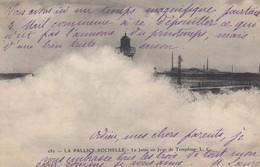 17 - La Palice-Rochelle - La Jetée Un Jour De Tempête - La Rochelle