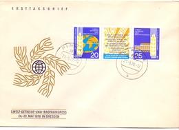 DDR WORLD CEREALS AND BREAD CONGRESS  (GEN190147) - [6] Democratic Republic