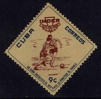 Kuba Cuba 1962 Sport - Fußball - MiNr 786** - Football