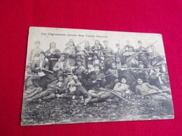 CARTE POSTALE ANCIENNE LES LEGIONNAIRES SYRIENS DANS L ARMEE FRANCAISE - Turquie