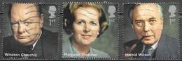 GB - 1er Ministres - Lot 1141 - 1952-.... (Elizabeth II)