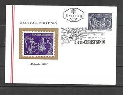 1970 - N. 1179 SU BUSTA CON ANNULLO PRIMO GIORNO (CATALOGO UNIFICATO) - FDC