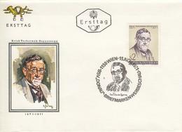 AUSTRIA FDC 1378 - FDC