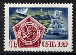 RUSIA 1976 - LANZAMIENTO DE LA SONDA LUNA 24 - YVERT Nº 4337** - Space