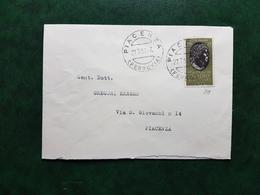 (14502) STORIA POSTALE ITALIA 1957 - 1946-60: Marcophilia
