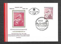 1971 - N. 1205 SU BUSTA CON ANNULLO PRIMO GIORNO (CATALOGO UNIFICATO) - FDC