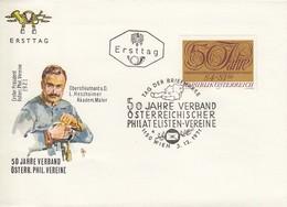 AUSTRIA FDC 1380 - FDC