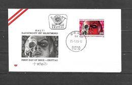 1973 - N. 1239 SU BUSTA CON ANNULLO PRIMO GIORNO (CATALOGO UNIFICATO) - FDC