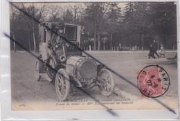 Paris Nouveau (75) Les Femmes Chauffeur . Mme X....conduisant Un Landaulet .Femme Du Monde. - Petits Métiers à Paris