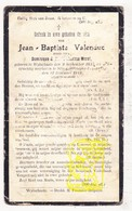 DP Im. Pieuse - Jean Bapt. Valenduc / Morel ° Wijtschate Heuvelland BEL1848 † Silien ? Bretagne FRA 1919 - Imágenes Religiosas
