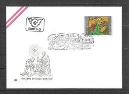 1976 - N. 1363 SU BUSTA CON ANNULLO PRIMO GIORNO (CATALOGO UNIFICATO) - FDC